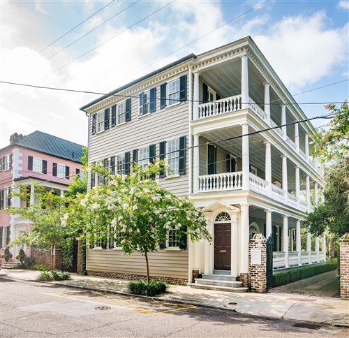 Photo of 125 Tradd Street, Charleston, SC 29401 (MLS # 20016452)