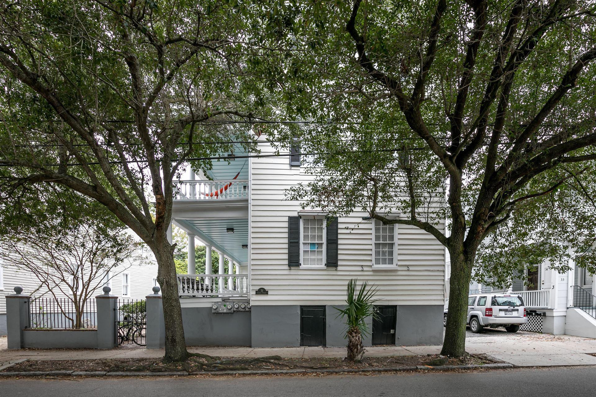 31 Coming Street, Charleston, SC 29401 - #: 17029456