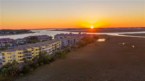 Photo of 166 W Mariners Cay Drive, Folly Beach, SC 29439 (MLS # 21002485)
