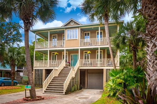 Photo of 45 Lempesis Lane, Folly Beach, SC 29439 (MLS # 20012502)