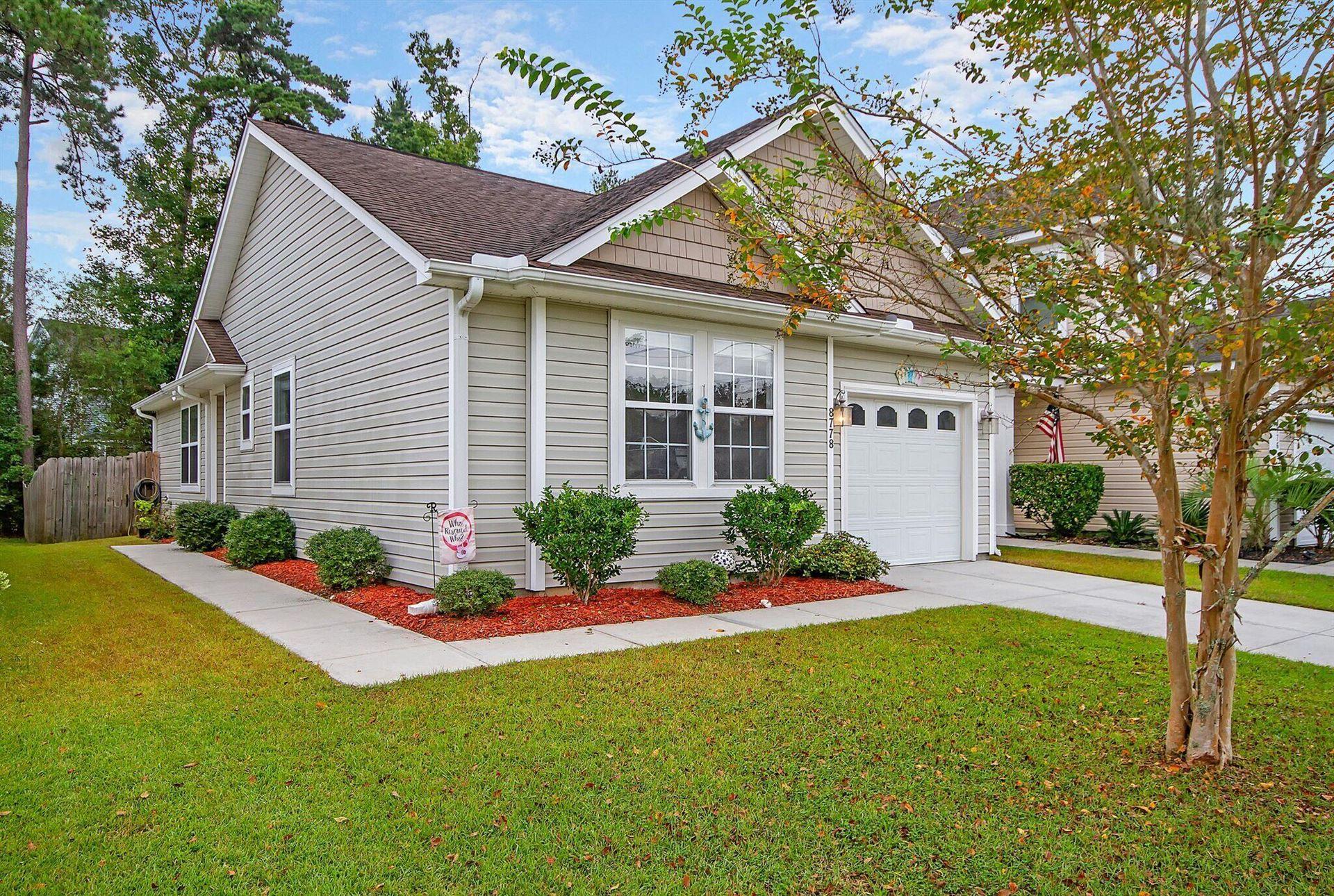 Photo of 8778 Shadowglen Drive, North Charleston, SC 29420 (MLS # 21025532)