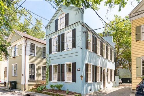 Photo of 11 West Street #A, Charleston, SC 29401 (MLS # 21021543)