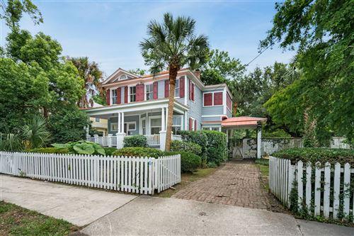 Photo of 21 Bennett Street, Charleston, SC 29401 (MLS # 21015551)