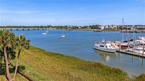 Photo of 63 Mariners Cay Drive, Folly Beach, SC 29439 (MLS # 21014558)
