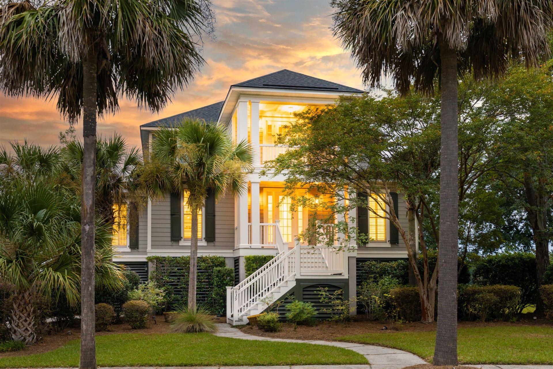 Photo of 839 Dunham Street, Charleston, SC 29492 (MLS # 21025563)