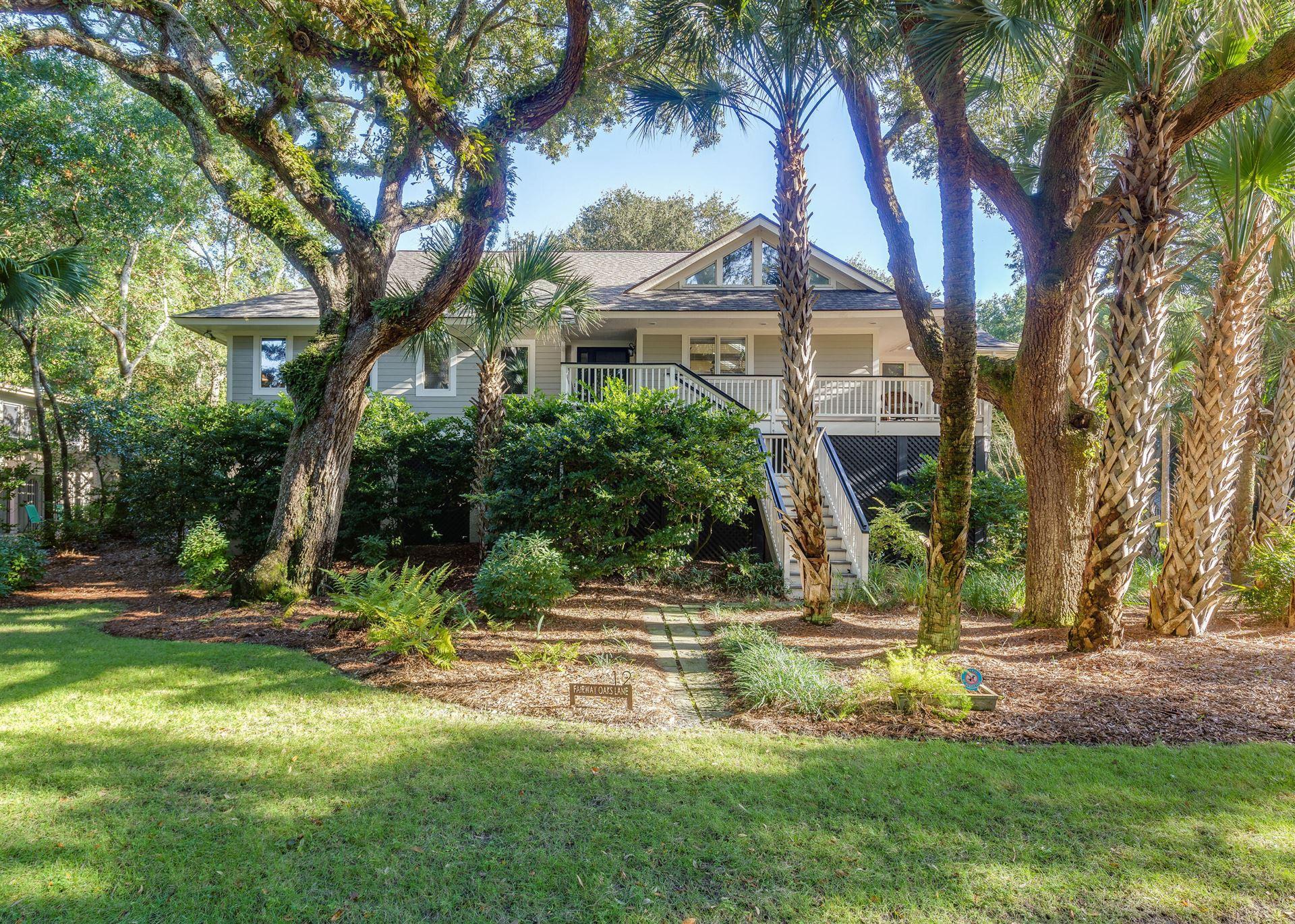 Photo of 12 Fairway Oaks Lane, Isle of Palms, SC 29451 (MLS # 21028630)