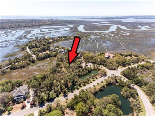 Photo of 1306 S Jenkins Lagoon Drive, Seabrook Island, SC 29455 (MLS # 18008658)