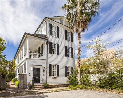Photo of 5 Alexander Street, Charleston, SC 29401 (MLS # 20013680)