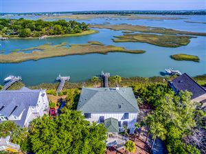 Photo of 290 Little Oak Island Drive, Folly Beach, SC 29439 (MLS # 19020688)