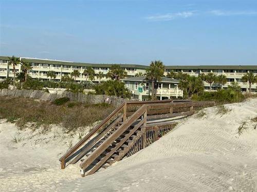 Photo of 1300 Ocean Boulevard #125 B, Isle of Palms, SC 29451 (MLS # 20008698)