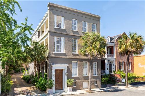 Photo of 34 Society Street #A, Charleston, SC 29401 (MLS # 21011699)
