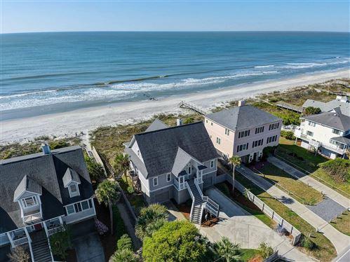 Photo of 613 W Ashley Avenue, Folly Beach, SC 29439 (MLS # 21009796)