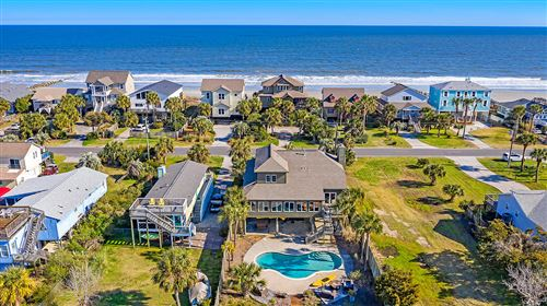 Photo of 1628 E Ashley Ave, Folly Beach, SC 29439 (MLS # 21006803)