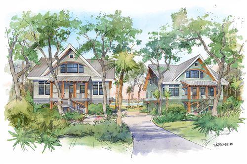 Photo of 133 Halona Lane, Kiawah Island, SC 29455 (MLS # 21024828)