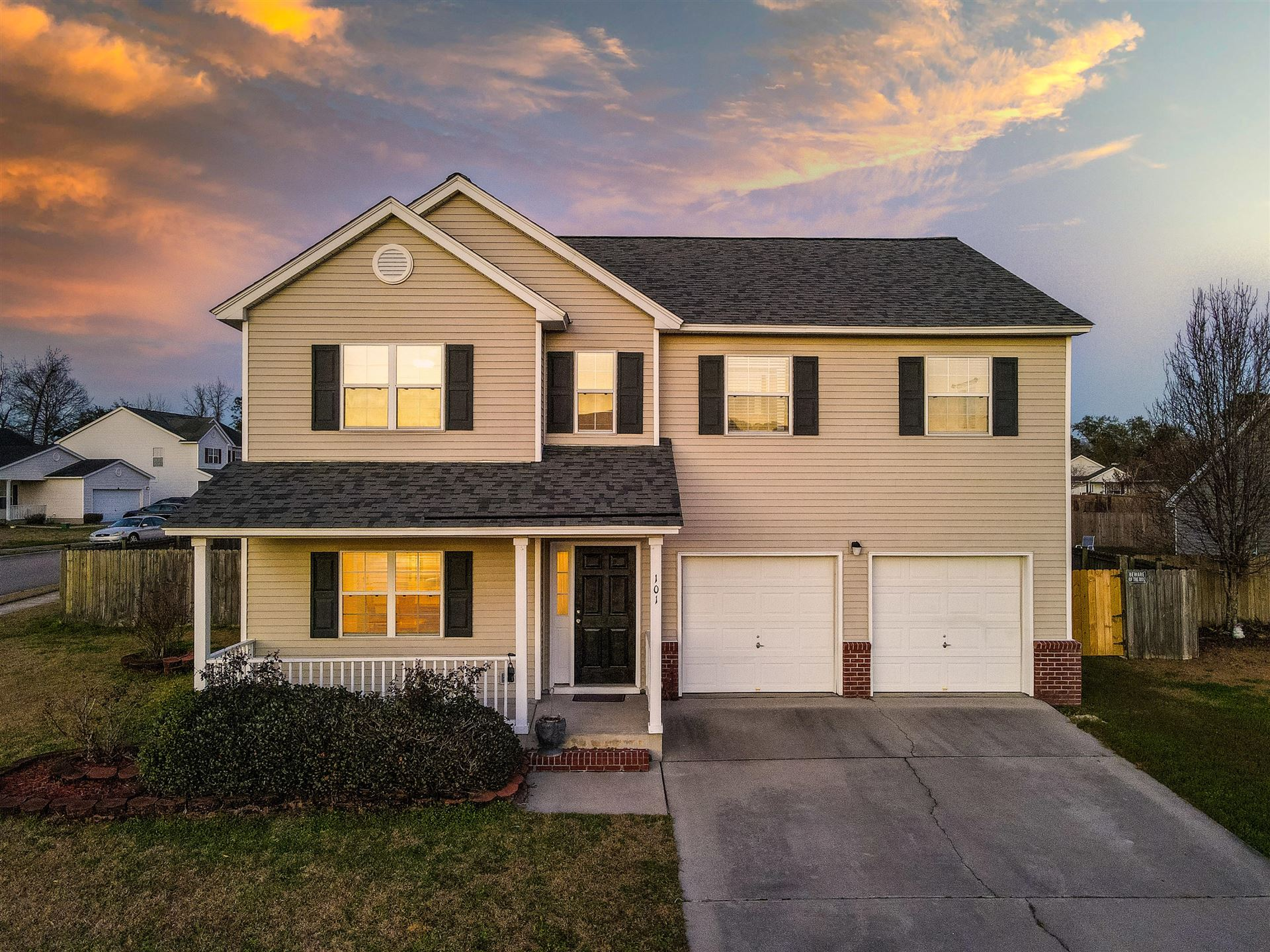Photo of 101 Brogun Loch Trail, Goose Creek, SC 29445 (MLS # 21004838)