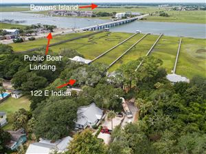 Photo of 122 E Indian Avenue, Folly Beach, SC 29439 (MLS # 18022847)