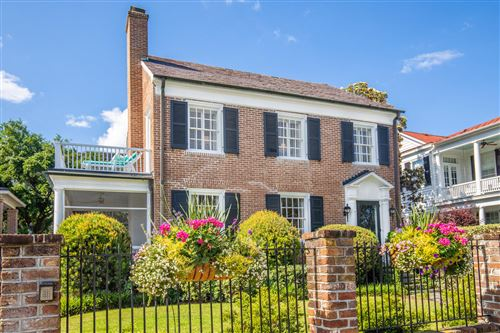 Photo of 192 Tradd Street, Charleston, SC 29401 (MLS # 21013866)