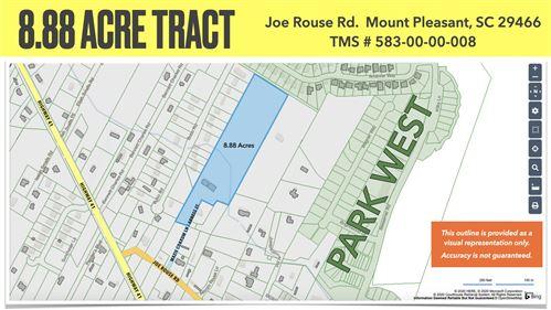 Photo of 0 Joe Rouse Road, Mount Pleasant, SC 29466 (MLS # 20031882)