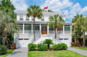 Photo of 410 Patriot Street, Sullivans Island, SC 29482 (MLS # 19019900)