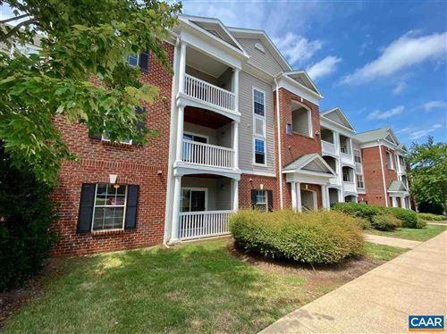 Photo of 155 YELLOWSTONE DR #101, CHARLOTTESVILLE, VA 22903 (MLS # 607029)