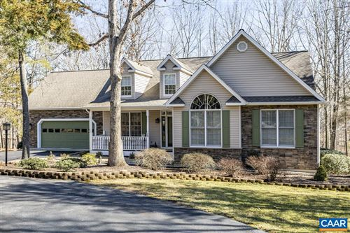 Photo of 39 TURKEYSAG TRL, PALMYRA, VA 22963 (MLS # 614034)
