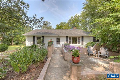Photo of 1935 LAMBS RD, CHARLOTTESVILLE, VA 22901 (MLS # 620079)