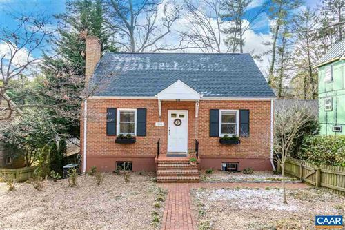 Photo of 1506 OXFORD RD, CHARLOTTESVILLE, VA 22903 (MLS # 613153)