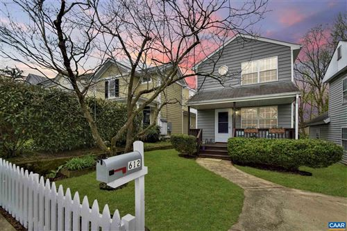 Photo of 612 HINTON AVE, CHARLOTTESVILLE, VA 22903 (MLS # 616215)