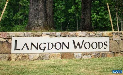 Photo of LANGDON WOODS DR #11, EARLYSVILLE, VA 22936 (MLS # 591221)