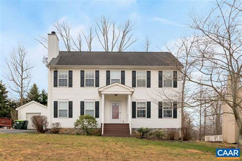 Photo of 3207 SOUTH CHESTERFIELD CT, CHARLOTTESVILLE, VA 22911 (MLS # 600268)