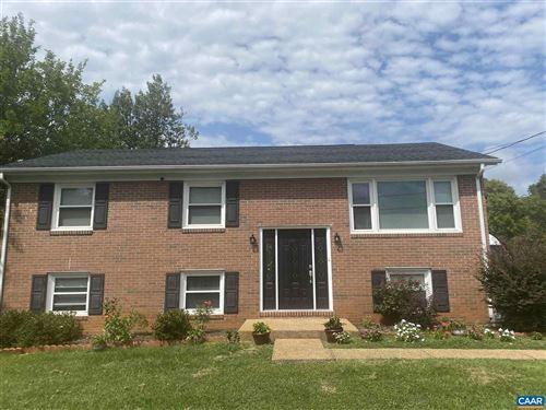 Photo of 2309 WAKEFIELD RD, CHARLOTTESVILLE, VA 22901 (MLS # 622275)