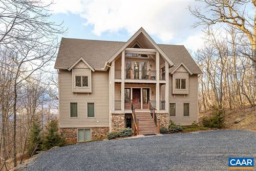 Photo of 122 FERNWOOD LN, WINTERGREEN, VA 22967 (MLS # 616280)