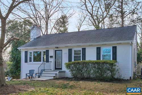 Photo of 1418 RUGBY AVE, CHARLOTTESVILLE, VA 22903 (MLS # 599284)