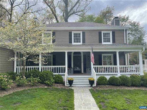 Photo of 1810 EDGEWOOD LN, CHARLOTTESVILLE, VA 22903 (MLS # 614366)