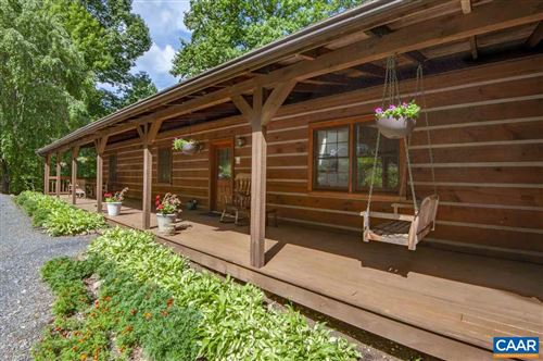 Photo of 820 HORSESHOE MOUNTAIN RD, NELLYSFORD, VA 22958 (MLS # 592401)