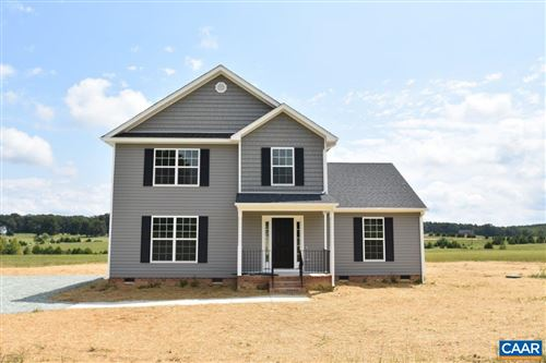 Photo of 322 BANNISTER TOWN RD, LOUISA, VA 23093 (MLS # 616490)