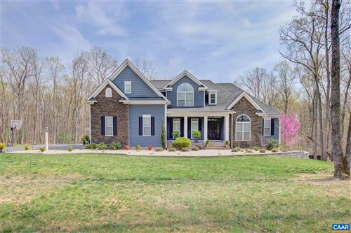 Photo of 25 DOGWOOD WAY, TROY, VA 22974 (MLS # 614493)