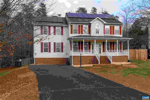 Photo of 2364 N NORTH CHESTERFIELD CT, CHARLOTTESVILLE, VA 22911 (MLS # 612508)