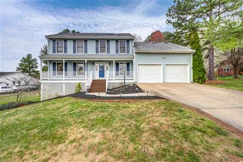 Photo of 105 WOODGER CIR, LOUISA, VA 23093 (MLS # 601582)