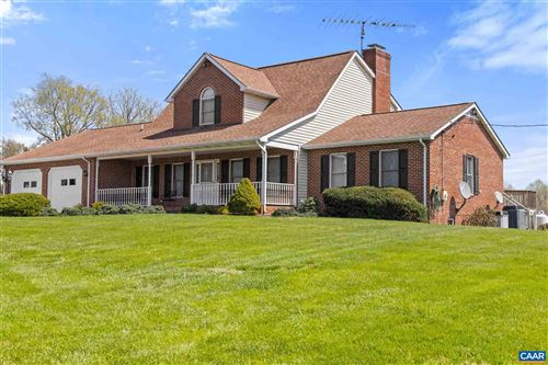Photo of 6464 OAK PARK RD, MADISON, VA 22727 (MLS # 615693)