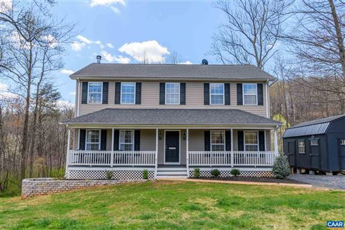 Photo of 120 BIRDSALL LN, AFTON, VA 22920 (MLS # 615724)