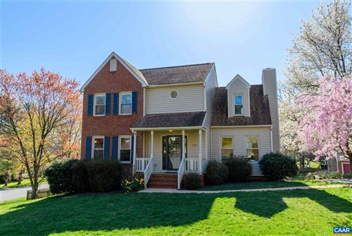 Photo of 1545 SURRY HILL CT, CHARLOTTESVILLE, VA 22901 (MLS # 615728)