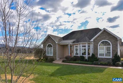 Photo of 320 STONE ORCHARD DR, NELLYSFORD, VA 22958 (MLS # 612749)