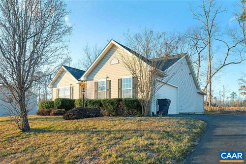 Photo of 125 JUSTIN DR, PALMYRA, VA 22963 (MLS # 612840)