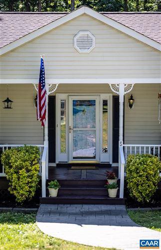 Photo of 5 TANGLEWOOD RD, PALMYRA, VA 22963 (MLS # 618852)
