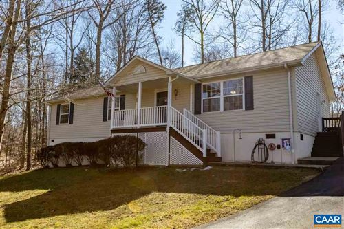Photo of 33 HOPI WAY, PALMYRA, VA 22963 (MLS # 612877)