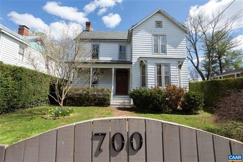 Photo of 700 LOCUST AVE, CHARLOTTESVILLE, VA 22902 (MLS # 615966)