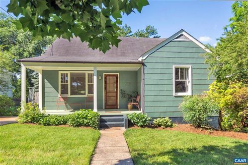 Photo of 708 STONEHENGE AVE, CHARLOTTESVILLE, VA 22902 (MLS # 615968)