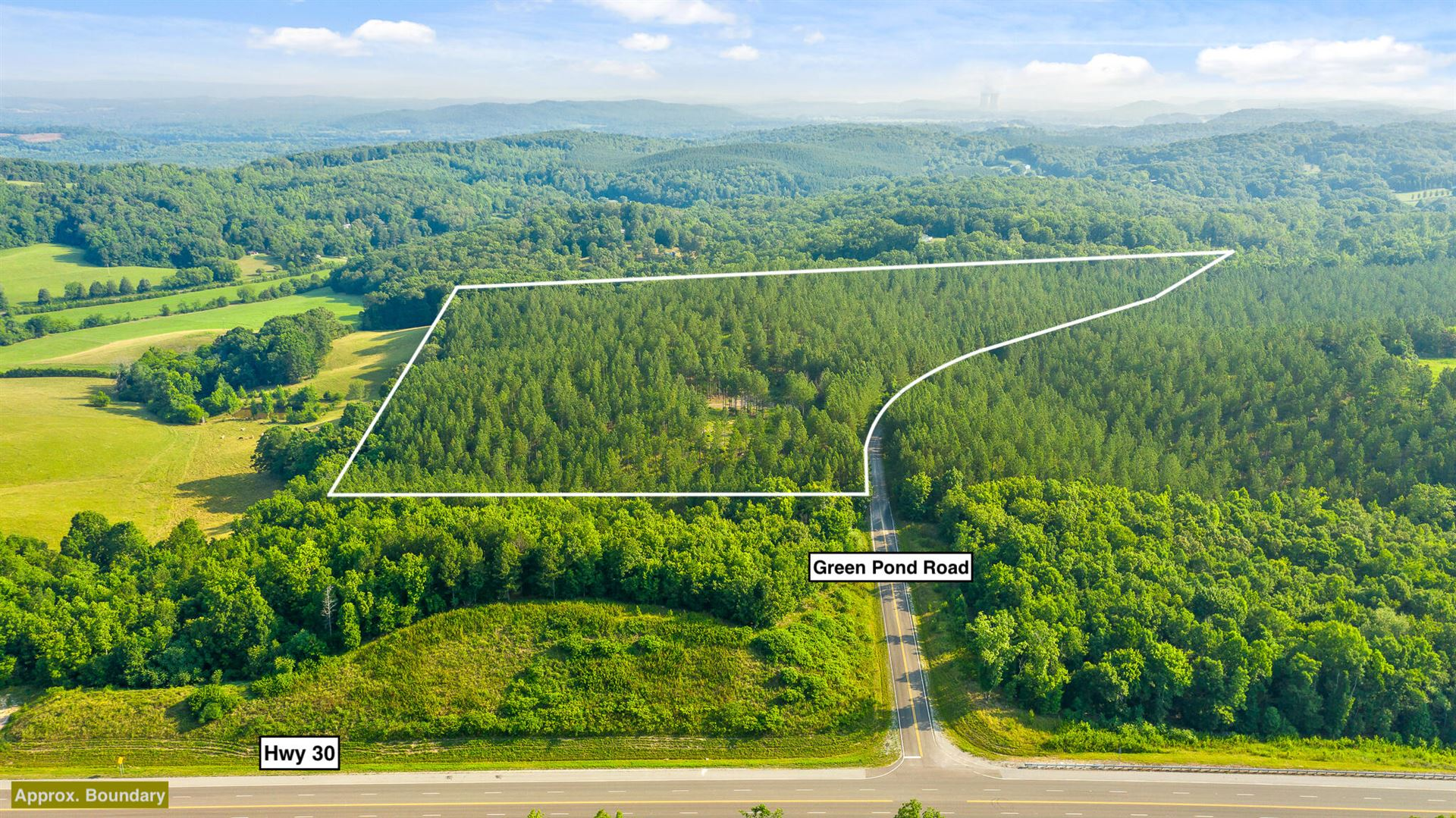 Photo for 0 Green Pond Rd, Decatur, TN 37322 (MLS # 1339105)