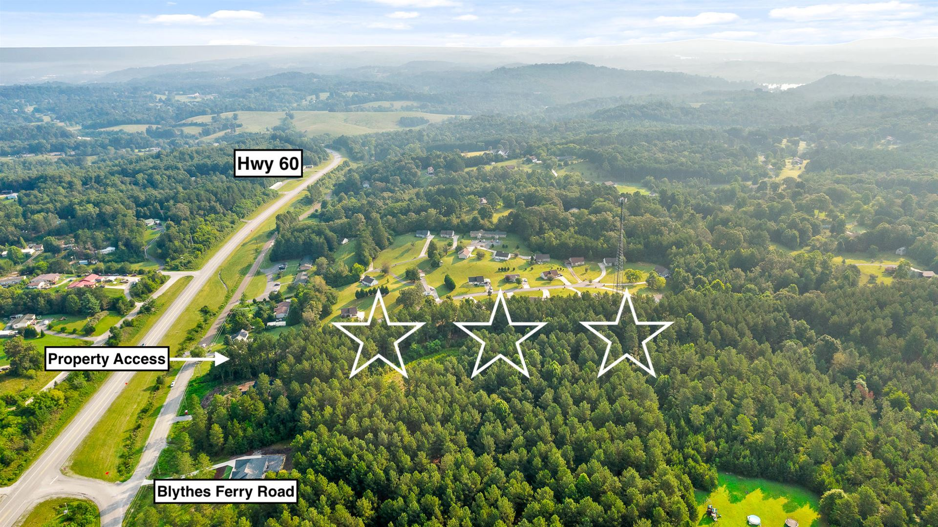 Photo for 3 Blythes Ferry Rd #Lot 20, Dayton, TN 37321 (MLS # 1340349)